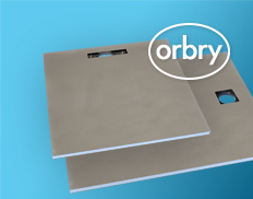 Orbry's Made To Order Shower Trays