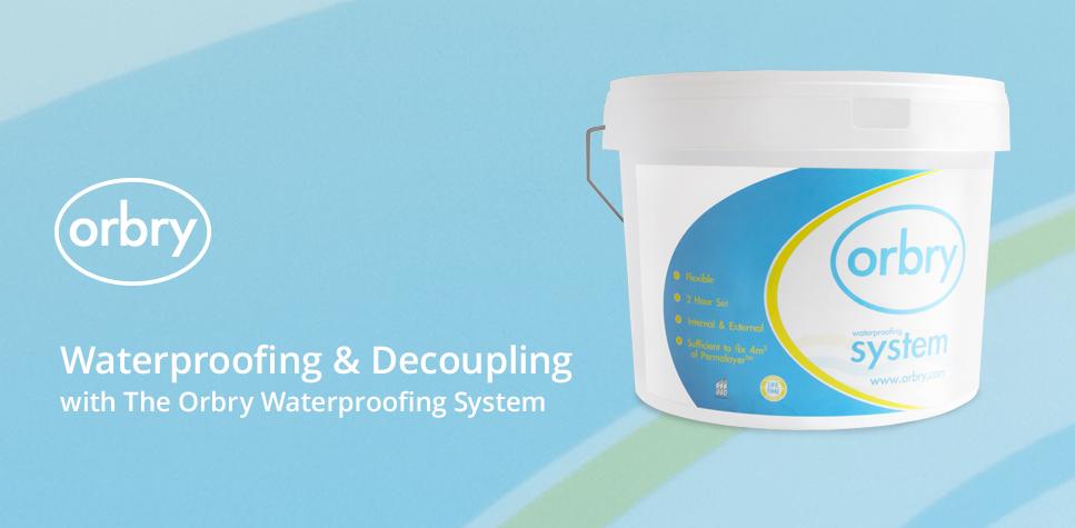 Orbrywaterproofing Amp Decoupling With The Orbry