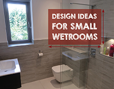 Design Ideas For A Small Wet Room